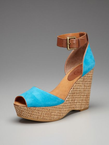 Passion Wedge Sandal by Ash on Gilt.com