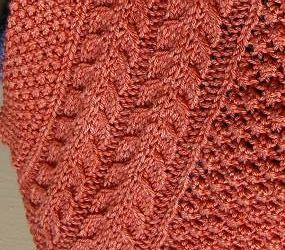 Merino Cape Knitting Pattern : Pinterest   The world s catalog of ideas