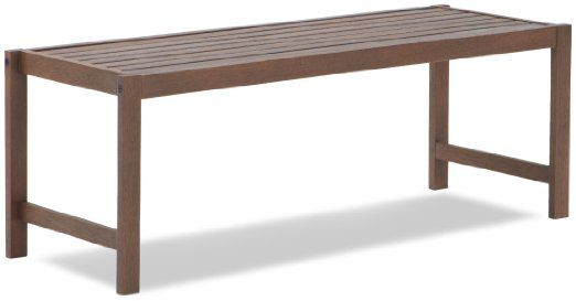 Strathwood Bench Wide By Deep By Tall;