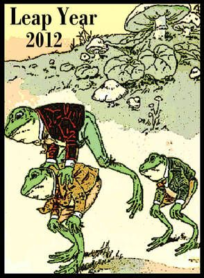 Hoppy Leap Day 2012: