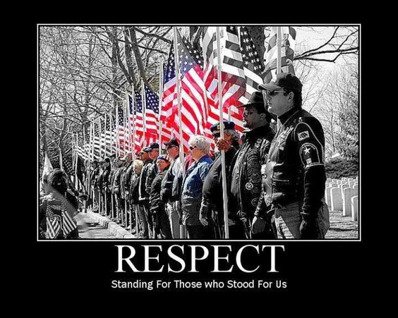 Veterans+Day+Quotes+for+Marine+|+Veterans+holding+USA+flags+in+a+line+formation