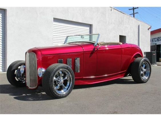 1932 Ford Roadster   773621