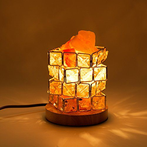 Halovie Lampe A Sel D Himalaya 15w 220v Luminosite Reglab Https