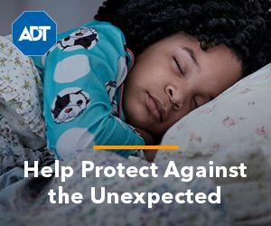 Protect your home against the unexpected with ADT