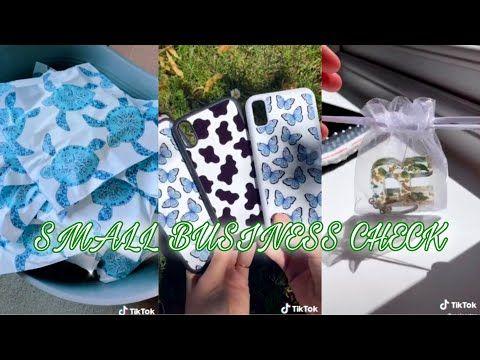 Small Business Check Tiktok Compilation Part 5 Youtube Business Checks Small Business Business