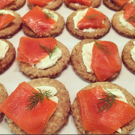 Celebrating #RobbieBurns day with friends. Freshly baked walnut oatcakes with cream cheese, smoked salmon & dill. #delicious #fresh #healthyfood #flavour @zimmysnook