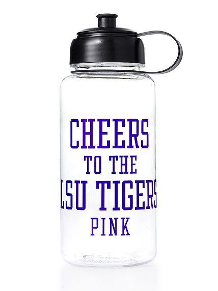 LSU Water Bottle