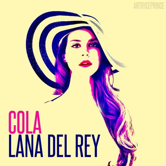 Lana Del Rey – Cola acapella