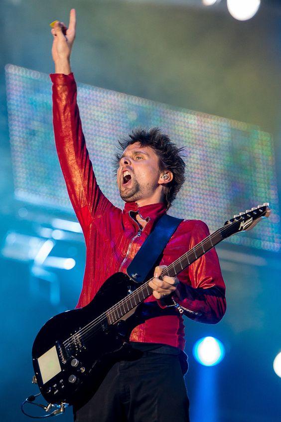 MUSE : Matthew Bellamy_14 SEP 2013 ROCK IN RIO, RIO DE JANEIRO, BRAZIL #Muse