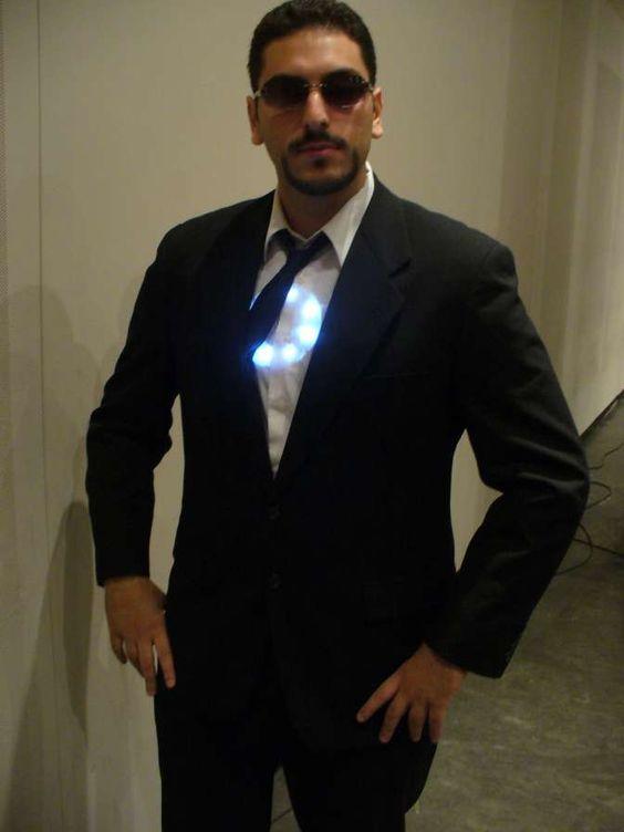 Tony Stark Billionaire... Robert Downey
