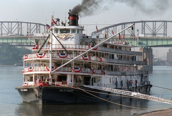 Delta Queen takes steps toward a new life on the river http://postdispat.ch/1H7Sg3o
