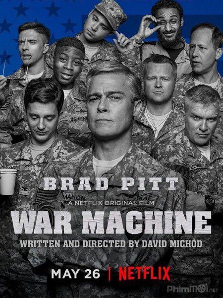 Phim Cỗ máy chiến tranh