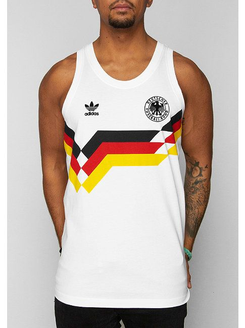 adidas germany tank top