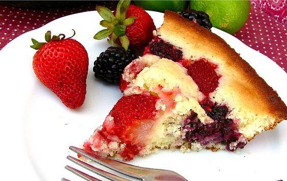 Skinny girl cake