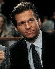 A young Jeff Bridges.