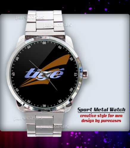New Rare tige boats logo Sport Metal Watch