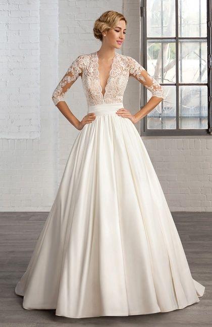 Robe de mariée Cosmobella 2016 Modèle 16COS-7746