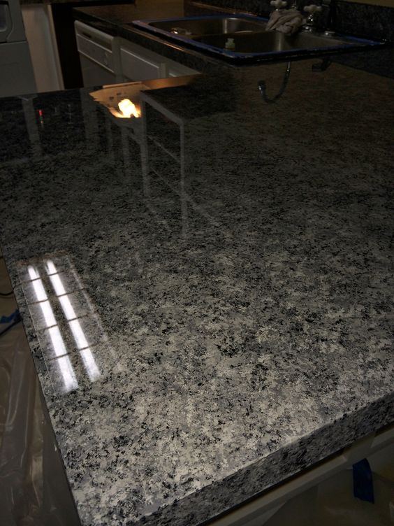 Epoxy Epoxy Countertop And Countertops On Pinterest
