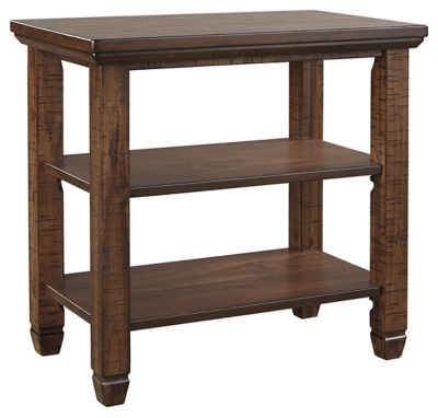 Signature Design By Ashley Budmore Storage End Table Color