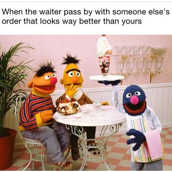 The real Monday struggle 🍴🍦🍧🎨   #EatWhatever #kissablebreath #glutenfree #vegan #memes #relatablepost #l4l #instafunny #inspo #quotes #igers #lol #funny #sesamestreet #burtandernie #relatable #basically #tflers #smile #idfwu #picoftheday #relatableposts #instalove #calories #followforfollow #funnypictures #relationshipgoals #relationships #monday