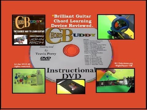 Chord Buddy is endorsed by John Rich. My Review and Demo. - YouTube ...