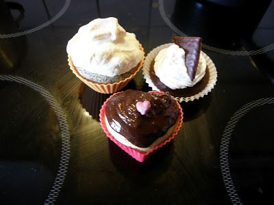 Kochen mit Liebe, aber ohne Gluten!: glutenfreie Cupcakes