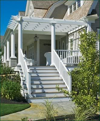 Porch/deck...
