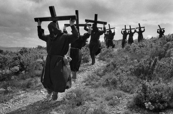 Cristina Garcia Rodero SPAIN. Lumbier. 1980. The Trinity.: