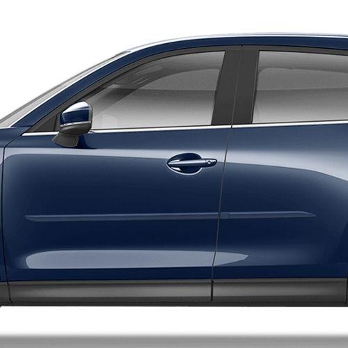 Mazda Cx5 Painted Body Side Molding 2017 2020 Fe7 Cx5 Mazda Cx5 Mazda Body Molding