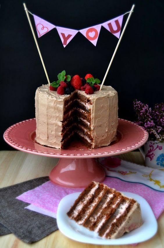 Sweet Gula: Chocolate Layer Cake