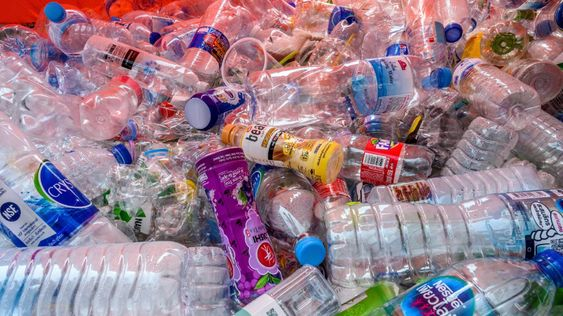 Just Opening a Plastic Bottle Can Send Microplastic Pollution Into the Air