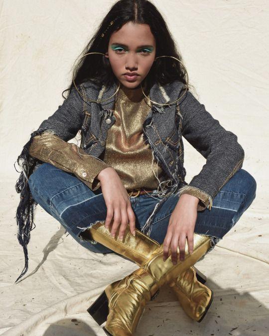 Photography Nadine Ijewere, Fashion Samia Giobellina.