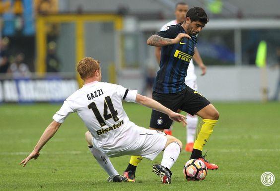 Inter-Palermo 1-1, analisi e pagelle: Icardi risponde a Rispoli - http://www.maidirecalcio.com/2016/08/28/inter-palermo-1-1-tabellino-pagelle.html
