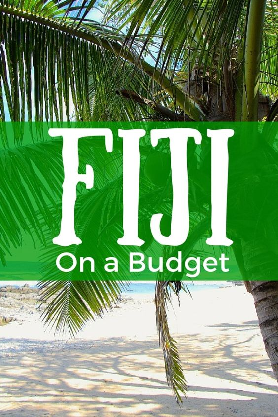 "The ultimate backpacking guide to the South Pacific's most popular destination! As featured on ""Lifehacker.org"" Backpacking Fiji On A Budget - FreeYourMindTravel"