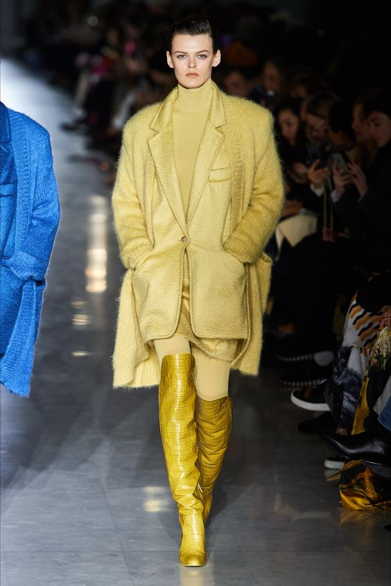 Max Mara Milan Fashion Show - Fall Winter 2019-20 Collections - Vogue
