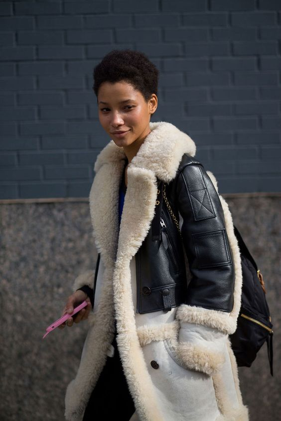 So Cool It Hurts: New York Fashion Week Street Style: