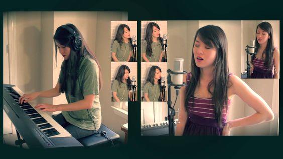 The Legend of Zelda: Skyward Sword - Ballad of the Goddess | Fairy Fountain | Kakariko Village (piano, vocal) by Michelle Heafy