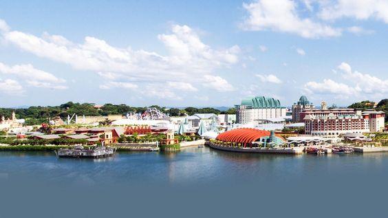 Resort World Singapore - một trong những khu phức hợp bậc nhất của Châu Á