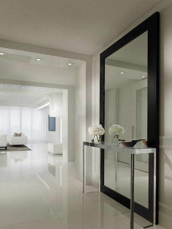 Dizzy Modern Foyer