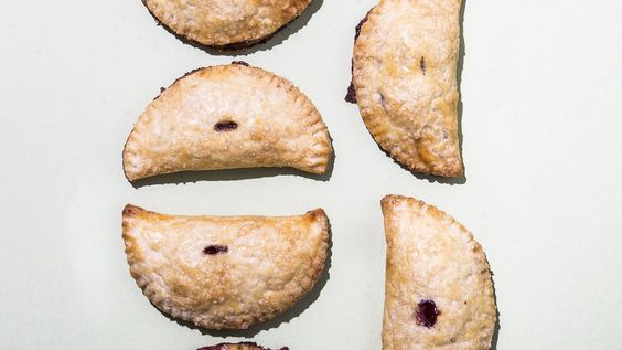 Cherry-Lime Hand Pies