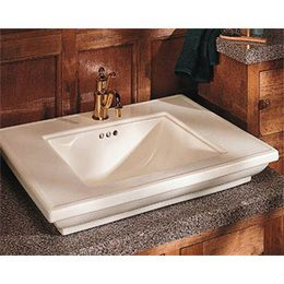 Kohler K-2269 Memoirs Bathroom Sink With Stately Design KOH2279