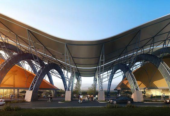 Elim Auditorium | Benjamin Garcia Saxe