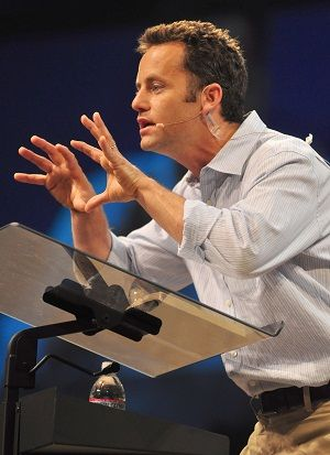 Actor Kirk Cameron is calling for a revival in America, warning that the country is nearing the point of no return.