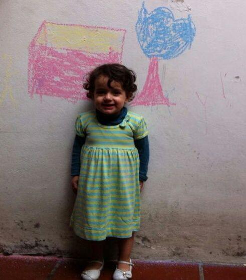 Como é lindo e encantador ser criança ... desenho fofo q minha princesa pintou