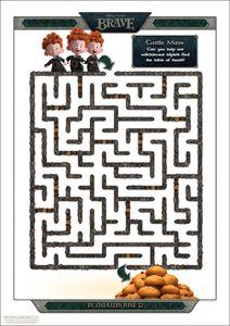 +FREE Disney Printables - Brave