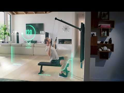 Tonal The World S Most Intelligent Fitness System Enables You To Be Your Strongest By Providing An Effective Fitne Fitness Workout Programs Modern Technology