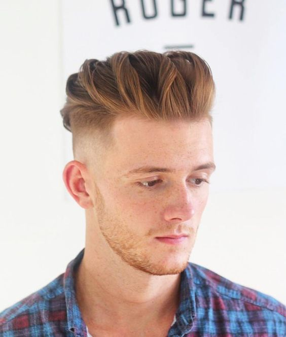 Optimum receding hairline hairstyles   :   Fundamentally the same as our first fade, aside from with less emphasizing on fading in the sides and going for a more differentiated look.