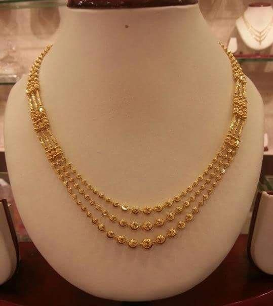 Enchantment Gold Necklace Within In 2020 Gold Necklace Designs Gold Fashion Necklace Bridal Gold Jewellery