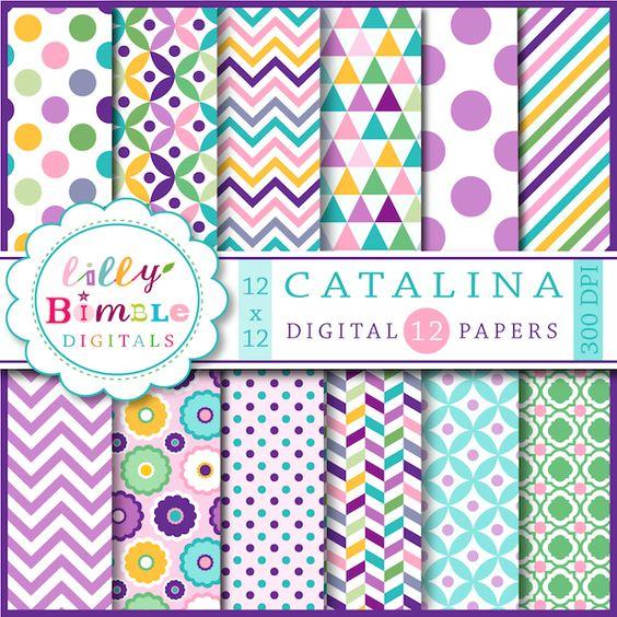 Catalina Digital Papers