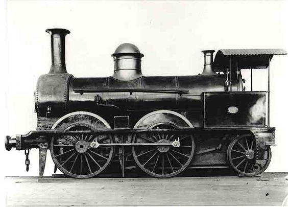 Steam Engine Train Side View Locomotive steam engine ... Steam Train Side View